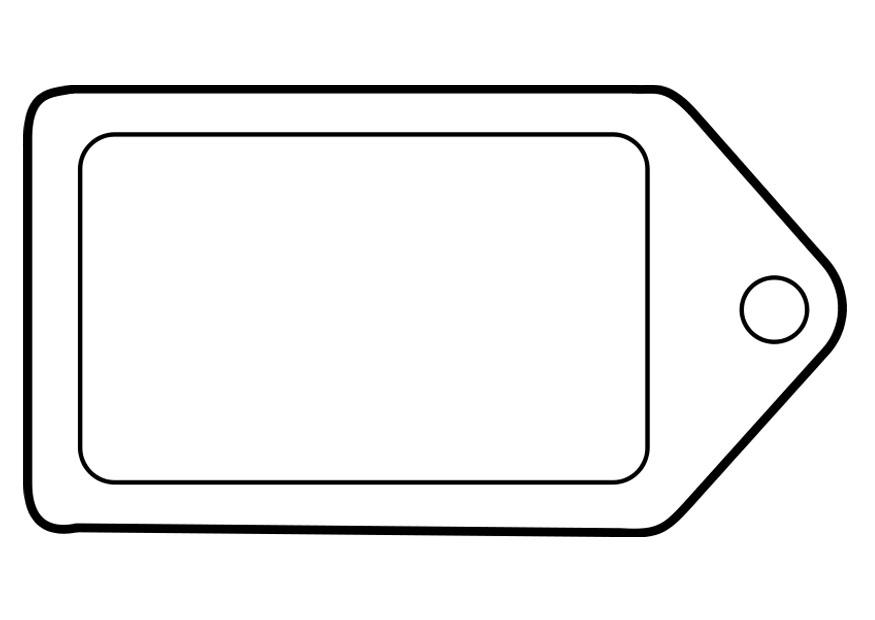 Coloring page label - img 22487 - label