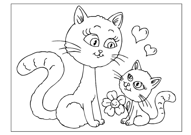 Coloring Page Mother39s Day Img 25798