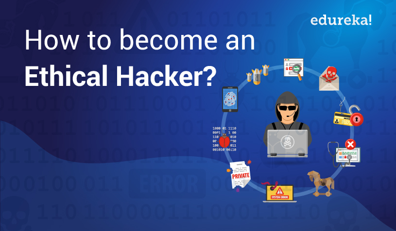 How to Become an Ethical Hacker? Ethical Hacker Roadmap Edureka