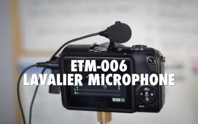 Best Microphone for YouTube – Rode VideoMic Pro vs Edutige ETM 006 Lavalier Microphone