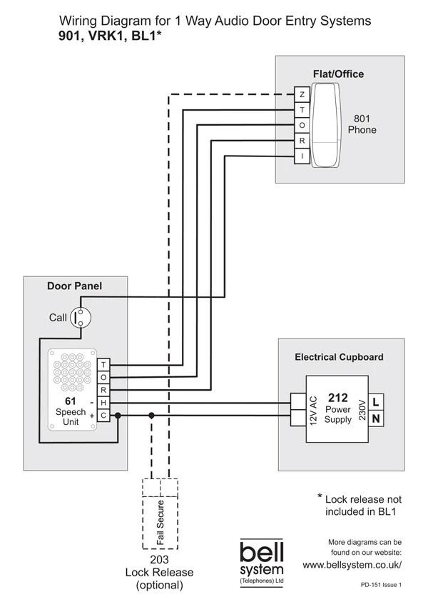 Bell Wiring Diagram Wiring Diagrams