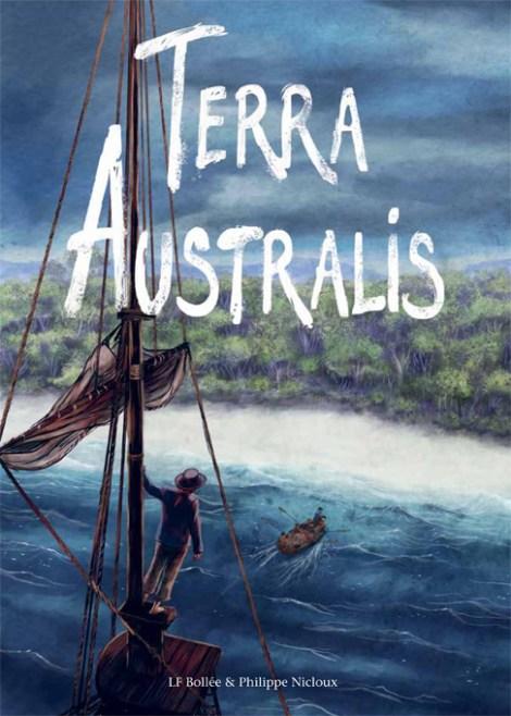 Terra Australis UK cover