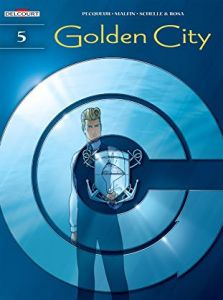 Golden city 5