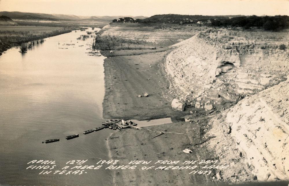 Medina Lake and Canal System