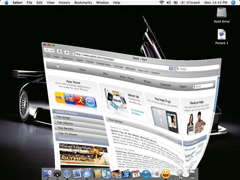 Mac Windows Easter Eggs - Business Insider