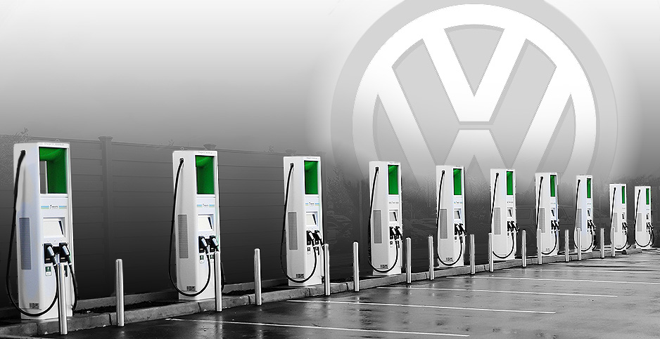 ELECTRIC VEHICLES How Volkswagen turned from diesel pariah into