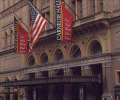 EE Solutions Help Carnegie Hall Secure LEED Silver Certification