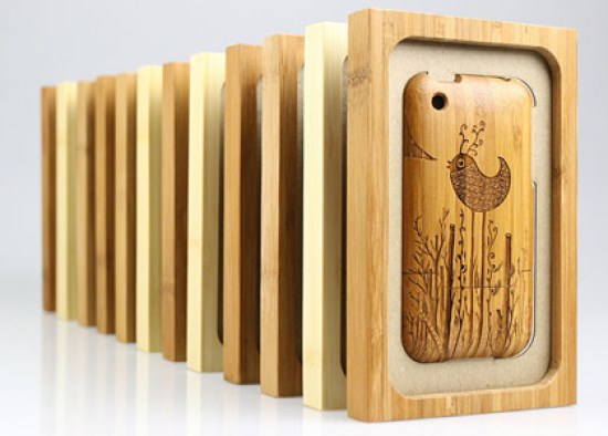 wooden-case-phone