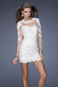 TJ Formal Dress Blog: Channel winter white in your holiday ...