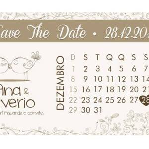 Save the Date Ana & Saverio
