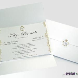 Convite Liverpool | Kelly & Bernardo