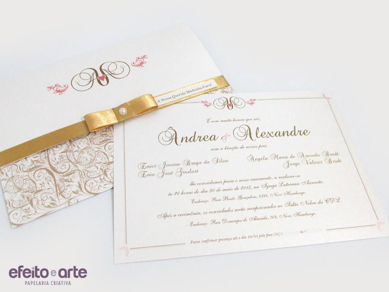 Casamento Ândrea e Alexandre