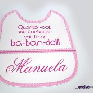 Painel para entrada da maternidade | Nascimento Manuela
