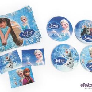 Rótulos diversos | Frozen