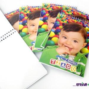 Blocos 10x14cm | Brinquedos
