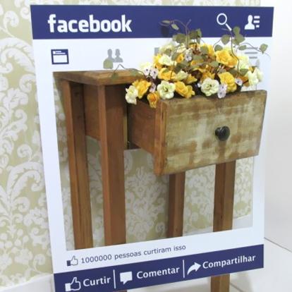 Moldura Facebook