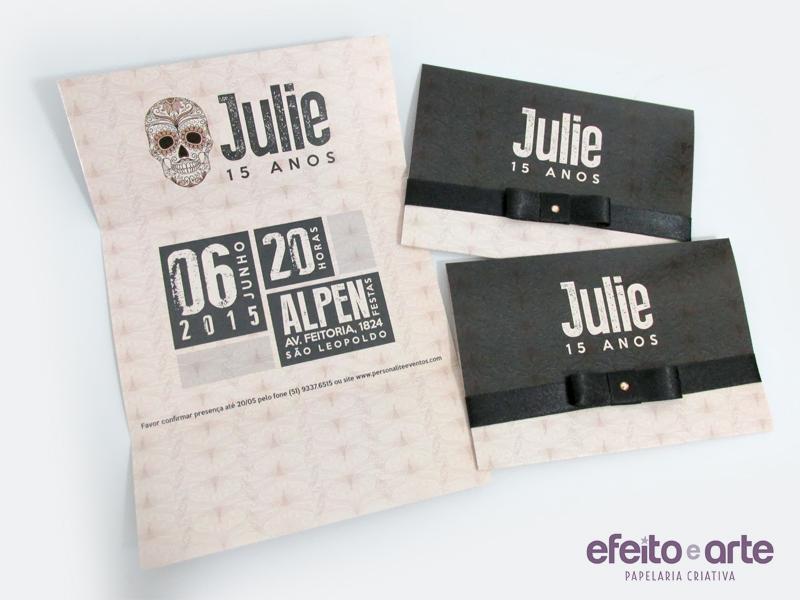 Julie – 15 anos