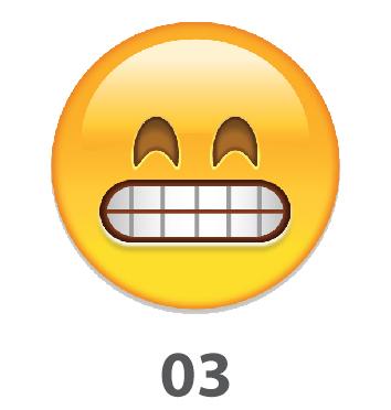 Plaquinha Divertida – Ref. 03 – Emoji
