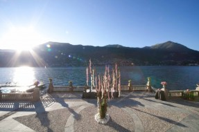 Lake Como Wedding with a View