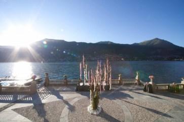 Lake Como Wedding with a View