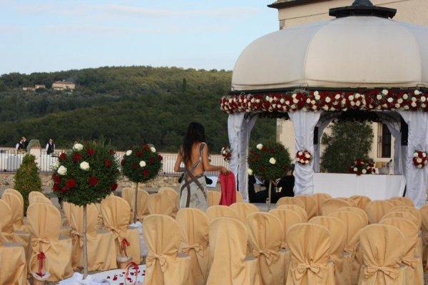 Luxury Wedding Siena