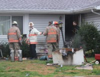 Fire Caused By Heat Lamp in Doghouse Damages Home ...
