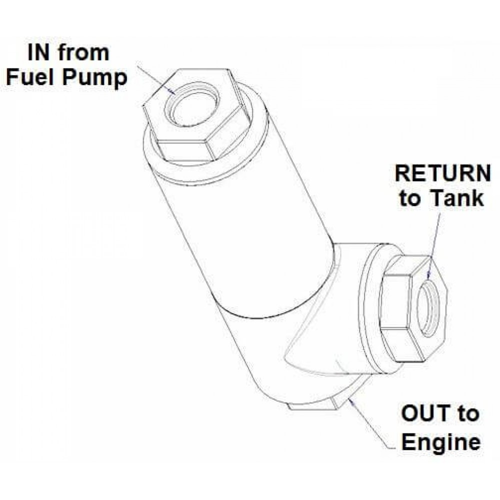 ls fuel filter micron
