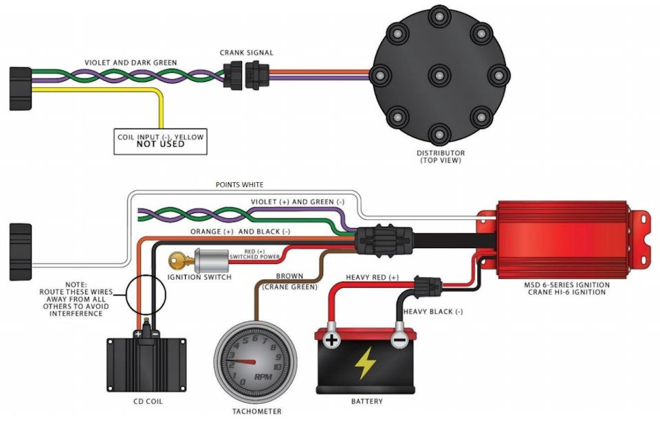 Holley Projection Wiring Diagram Wiring Diagram