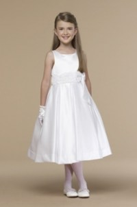 First Communion Dress by US Angels 281