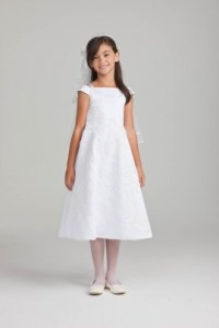 First Communion Dress By US Angels - 291