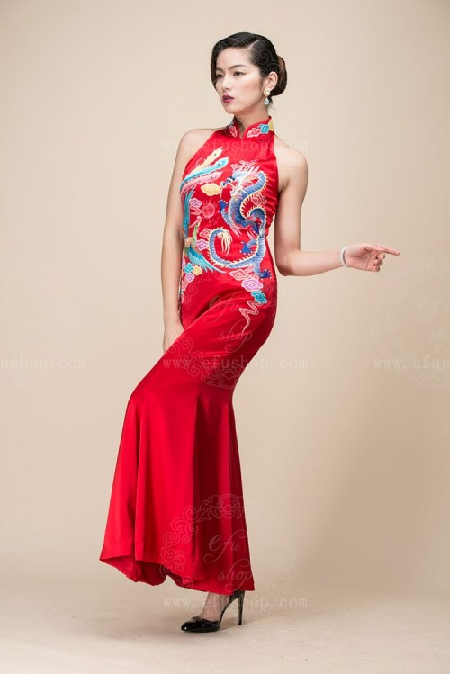 Medium Of Chinese Wedding Dress