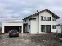 Einfamilienhaus mit Garage in Burgbernheim - EG-Holzhaus.de