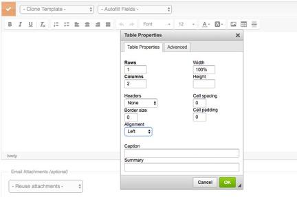 Creating a Professional Letterhead with eLuminate\u0027s Document