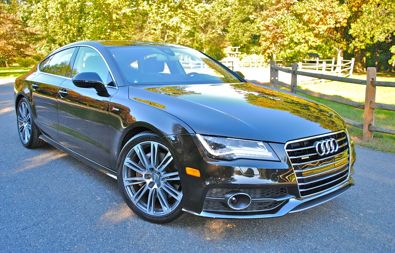 Audi A Review