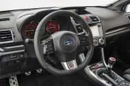 Subaru WRX STI Blue
