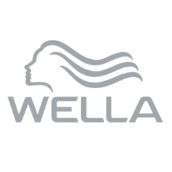 Wella Logo centered