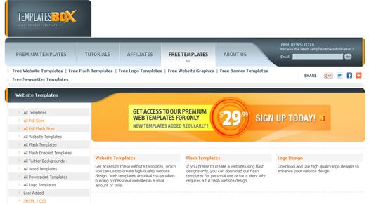 100+ Free Responsive HTML E mail / E-newsletter Templates EGrappler