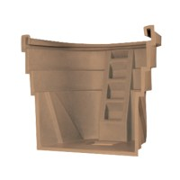 Basement Escape Windows | 2060 Sandstone Egress Well