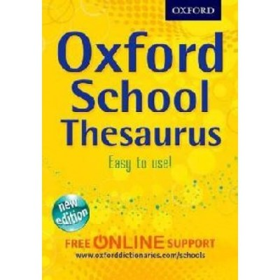 Oxford School Thesaurus