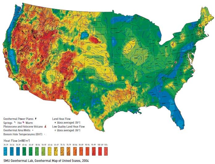 ELI Tectonics Support Materials Heat Flow