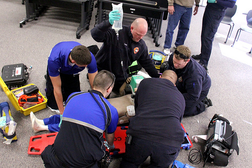 Emergency Medical Services, Associate in Applied Science Degree