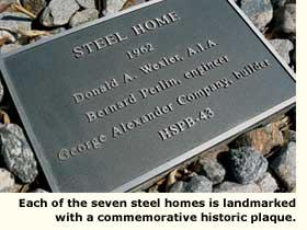 Wexler39s Palm Springs Steel Eichler Network