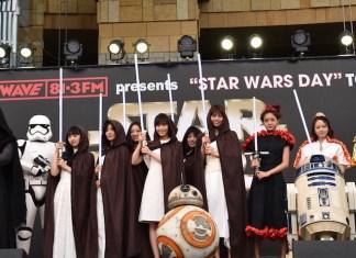"""""""STAR WARS DAY""""TOKYO"""