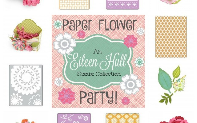 Introducing Paper Flower Party!