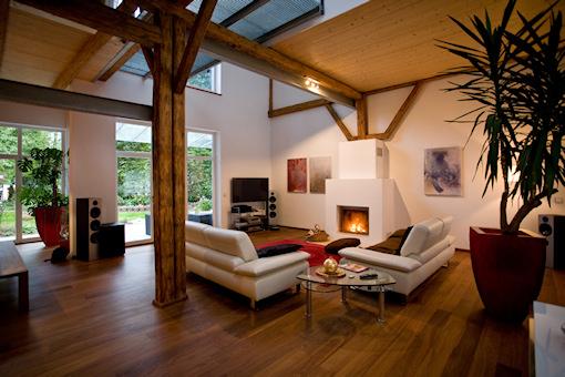 Altes Wohnzimmer  Altes Bauernhaus Wird Zum Stilvollen Traumhaus – Einer