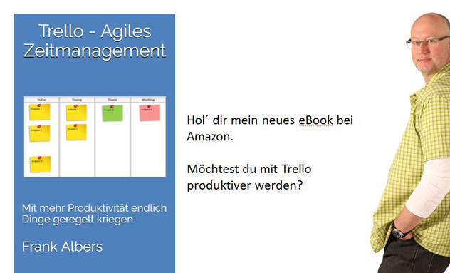 Trello-Agiles Zeitmanagement