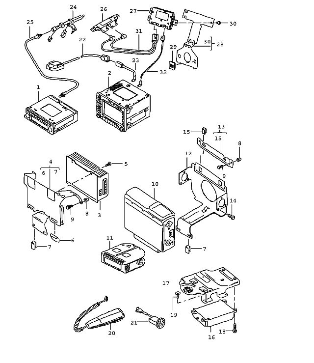 1985 Porsche 911 Fuse Box Diagram - Wiring Diagram Database