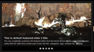 Elite Content Slider