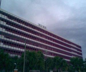 kampus kesihatan