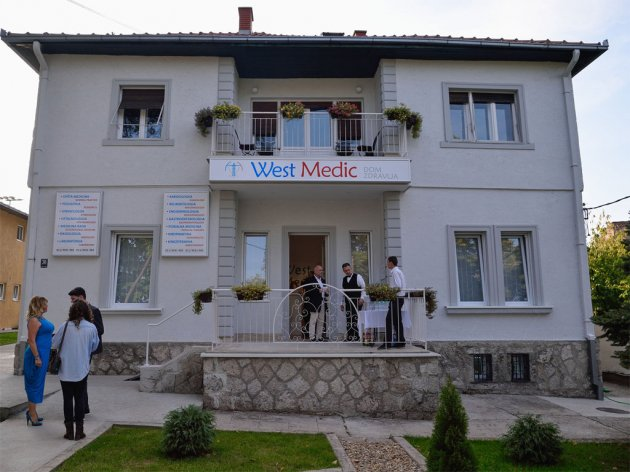 eKapija West Medic health center opened in Belgrade
